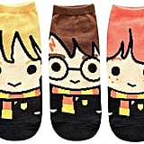 Harry Potter Character Ankle Socks