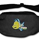 Alepoll Flounder Sushi Waist Packs Adjustable Sport Fanny Pack