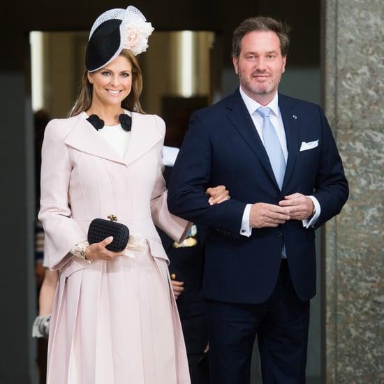 Princess Madeleine Gives Birth to Third Child