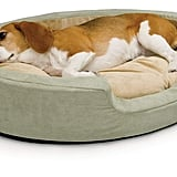 Thermo-Snuggly Sleeper Heated Pet Bed