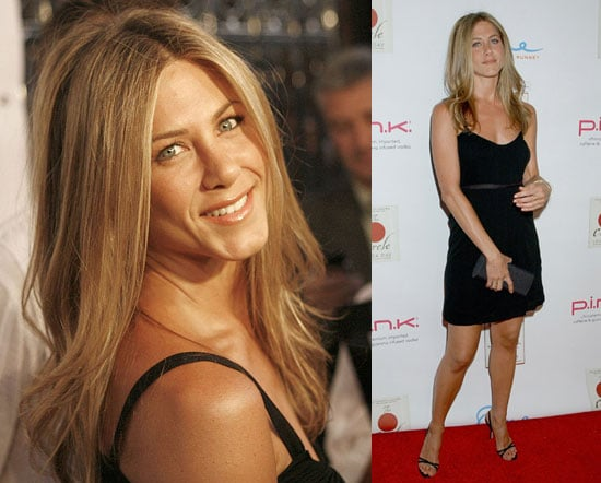 Jennifer Still Hangs With The Pitt Family