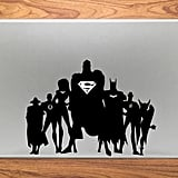 A Laptop Decal