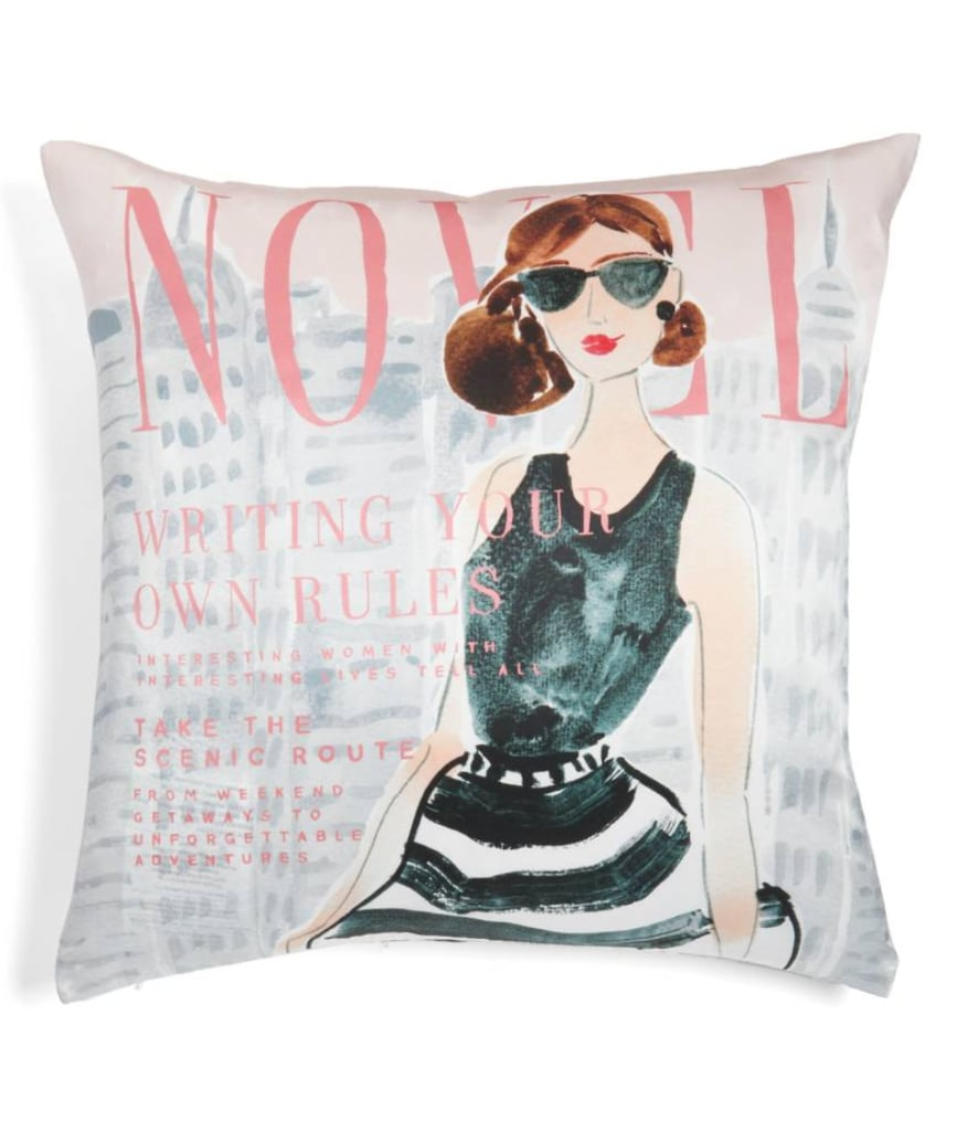 pillow york rr new spade large yorkville daisy pillows kate products