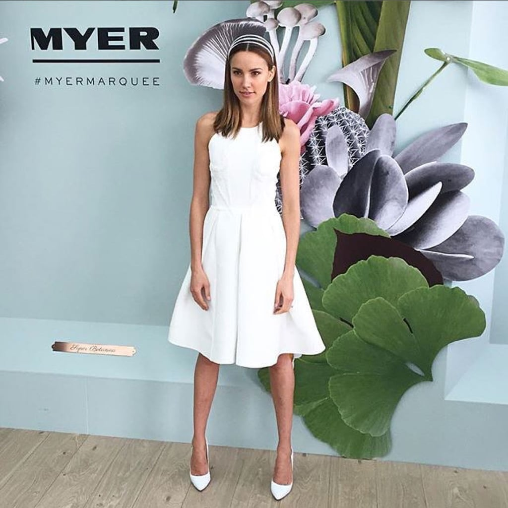 2015 Derby Day Celebrity Style And Beauty Instagram Pictures Popsugar Fashion Australia