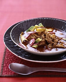 Monday's Leftovers: Chicken Posole