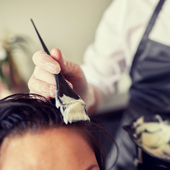 نصائح مصففة شعر حول كيفية صباغة خصلات الشعر الطبيعية