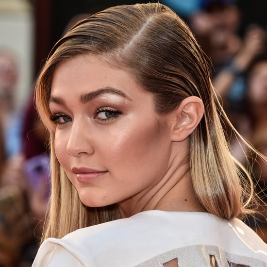 Gigi Hadid's Red Carpet Look Is Even Better From the Back