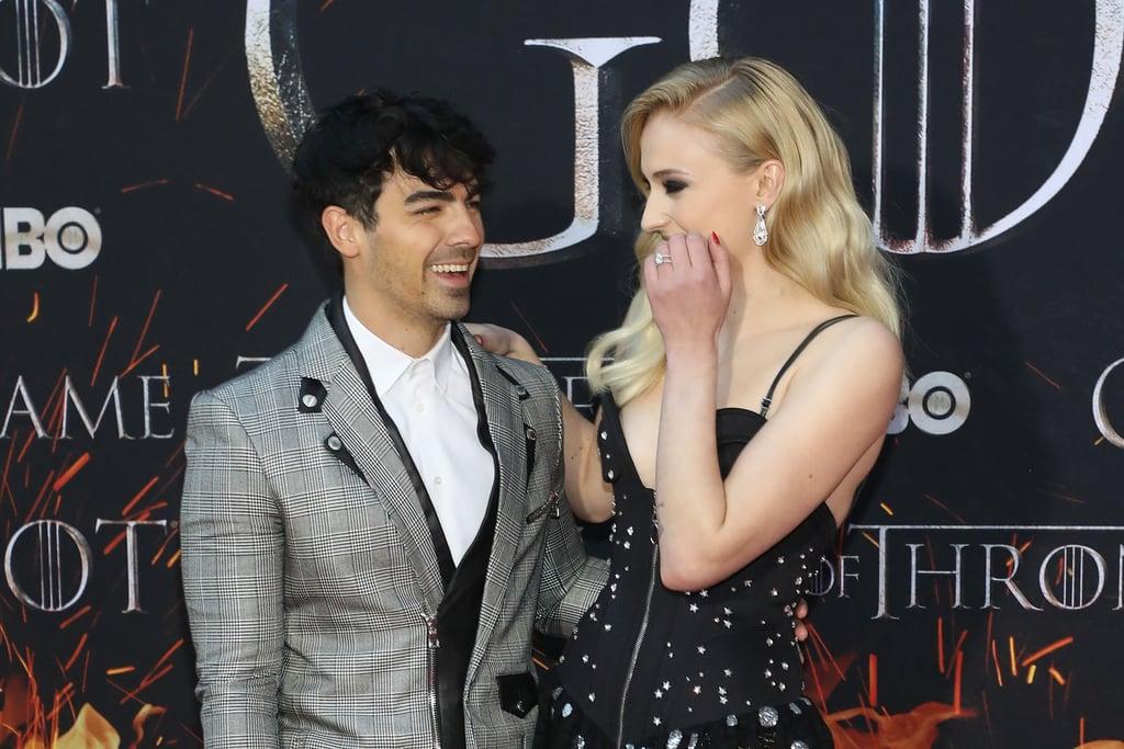 Sophie Turner and Joe Jonas's TikTok Couples Challenge