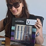 Makeup artist Pati Dubroff showed off some of her beauty offerings from Costco. Source: Instagram user patidubroff