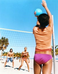 Athletes: Be Sun Smart