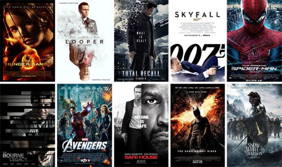 Best Action Movies 2012   POPSUGAR Entertainment