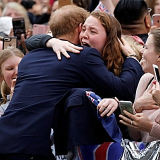 Prince Harry Hugging People