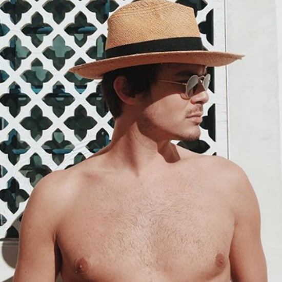 Tyler Blackburn Shirtless Pictures