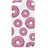 Donut Liquid Glitter iPhone Case