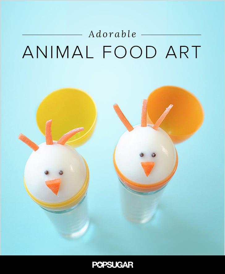 Animal-Shaped Snacks