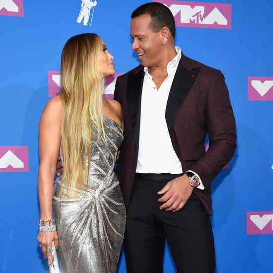 Jennifer Lopez's 2nd Anniversary Message for Alex Rodriguez