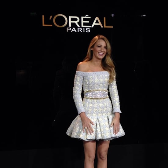 Blake Lively Is the New L'Oreal Paris Spokesperson