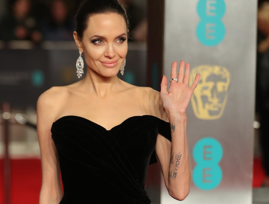 Over 100 Glamorous Photos That Show Off the Best of the BAFTA Awards