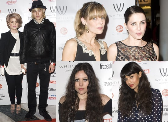 Photos from Whiteleys Pop Up Launch in London with Kelly Osbourne