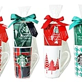 Starbucks Hot Cocoa Mugs