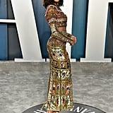 Kerry Washington's Zuhair Murad Dress at Oscars Party 2020