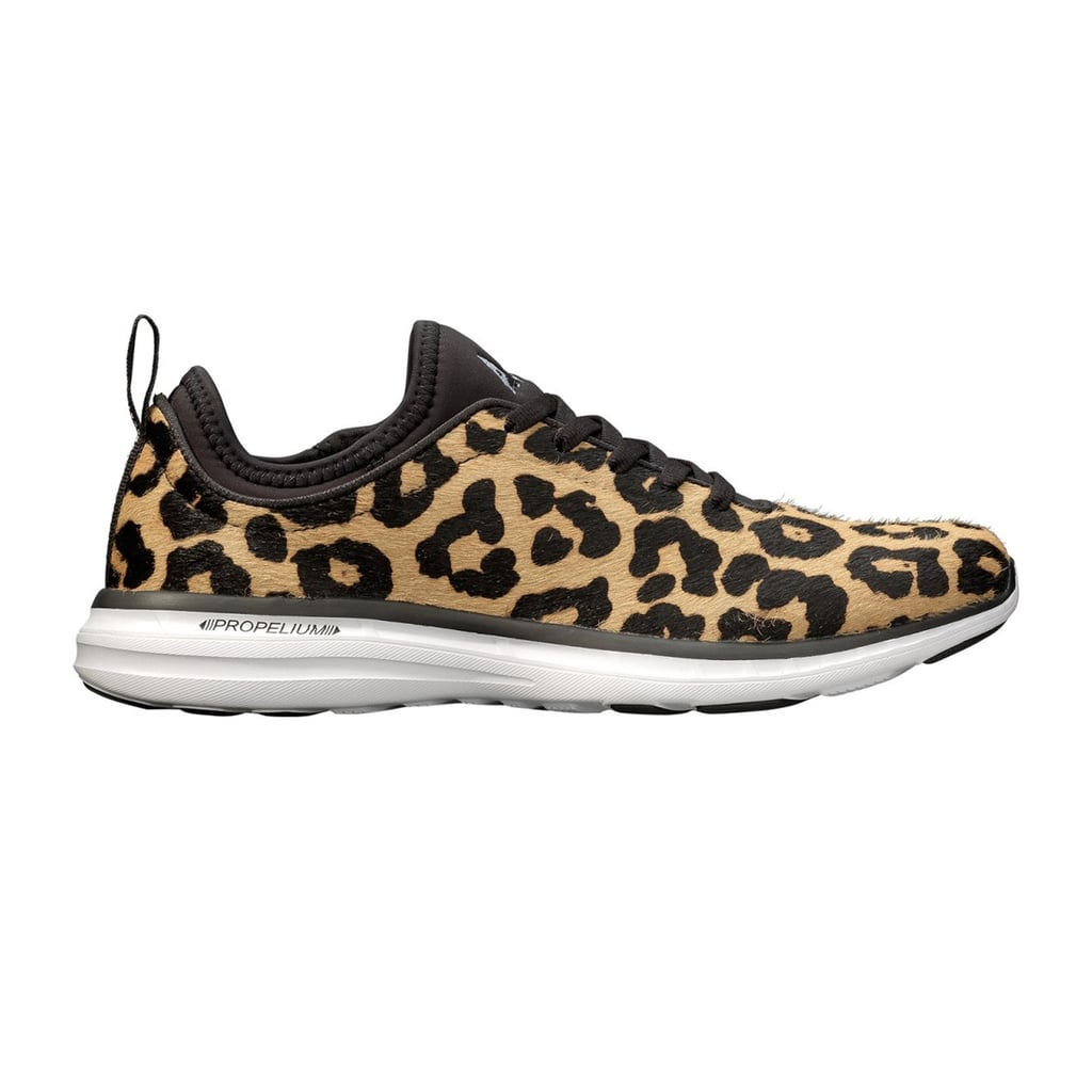 Leopard Print APL Phantom Running Shoe