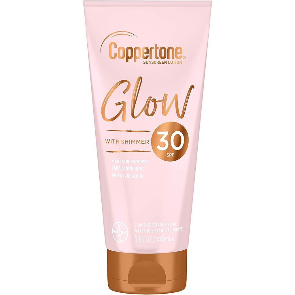 Coppertone Glow Hydrating Sunscreen Lotion