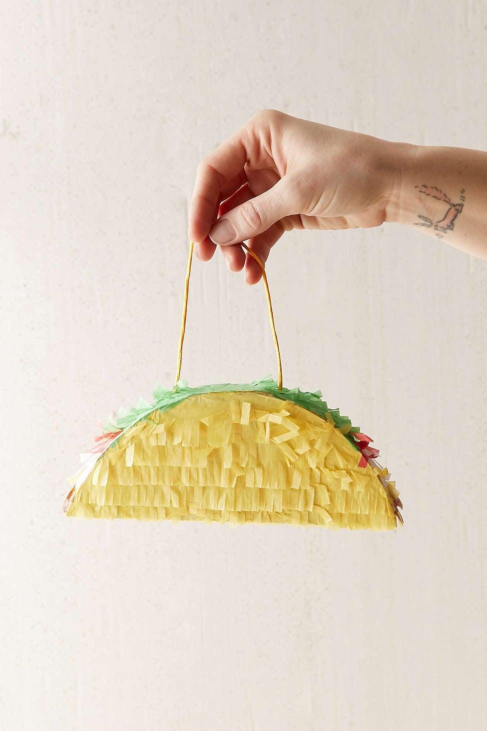 Mini Taco Pinata 10 15 Pinatas So Cute You Ll Want Them For Your Own Birthday Popsugar Latina Photo 13