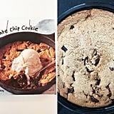 Deep Dish Chocolate Chip Cookie ($4)