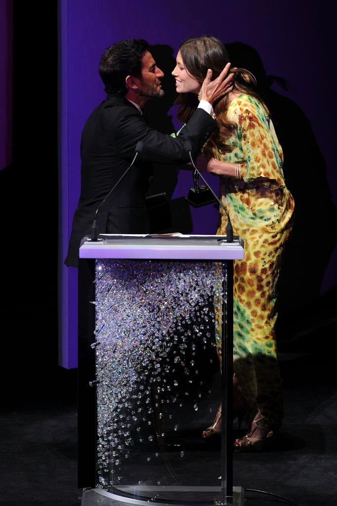 The CFDA Fashion Awards Winners and Celebrity Pictures