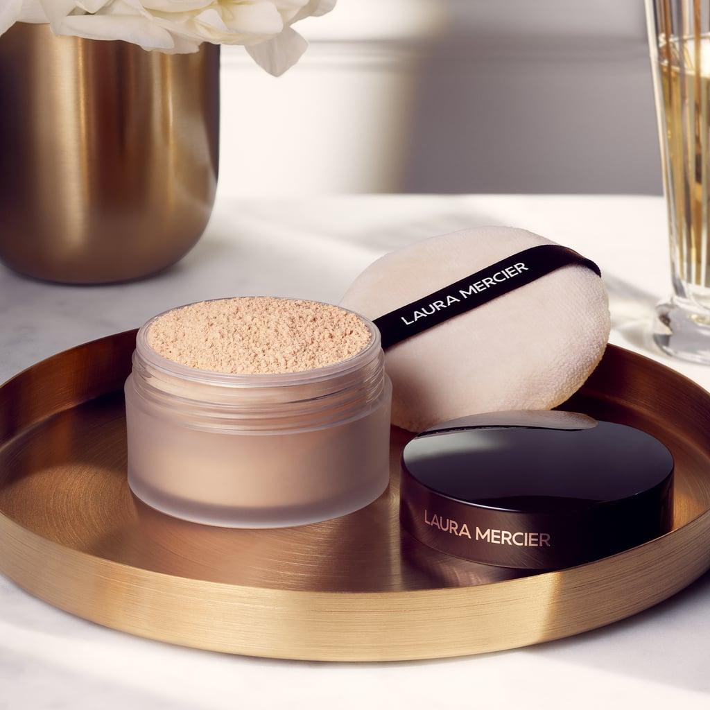 Laura Mercier Translucent Loose Setting Powder Honey Review
