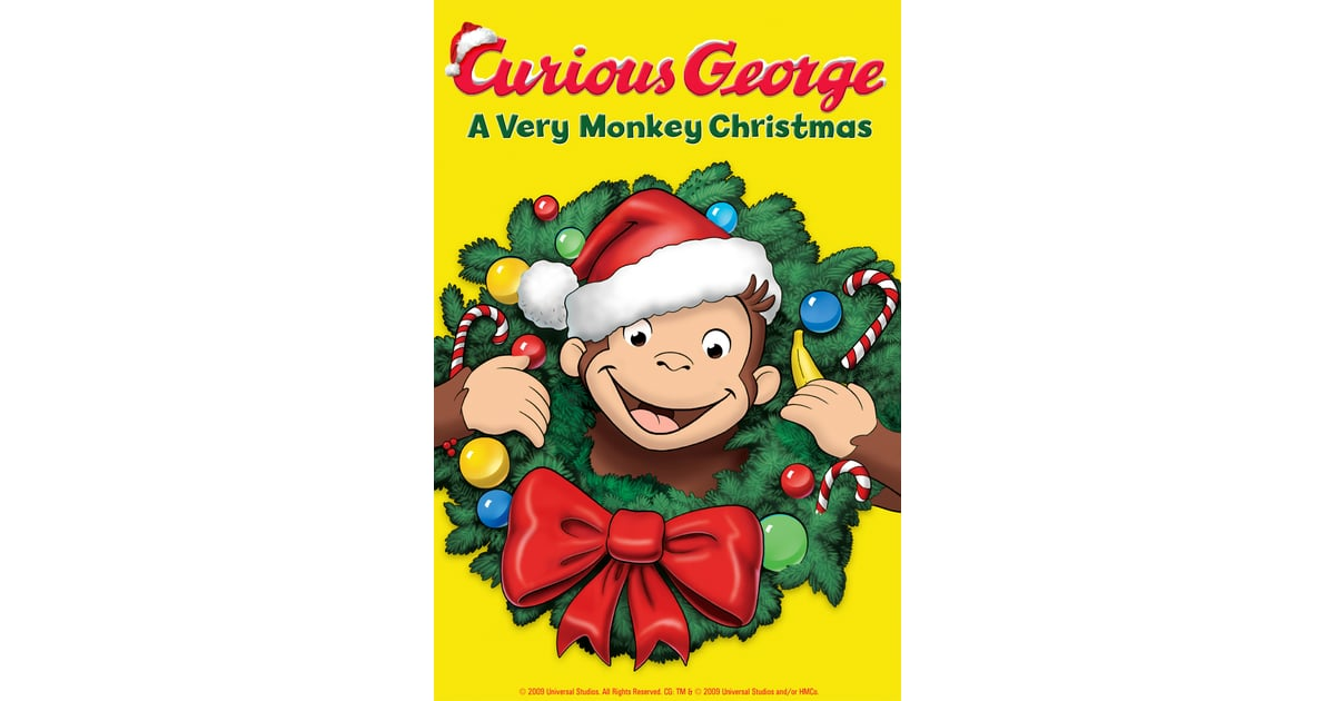 Curious George: A Very Monkey Christmas | Best Christmas Movies ...