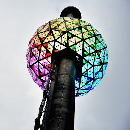 The NYE Times Square Ball Drop Will Be Virtual This Year