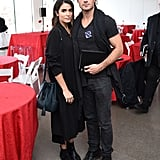 Ian Somerhalder and Nikki Reed at PTTOW! Sessions Party 2016