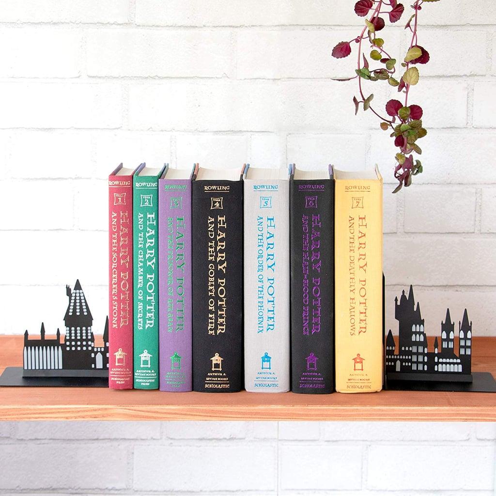 Harry Potter Hogwarts Bookends