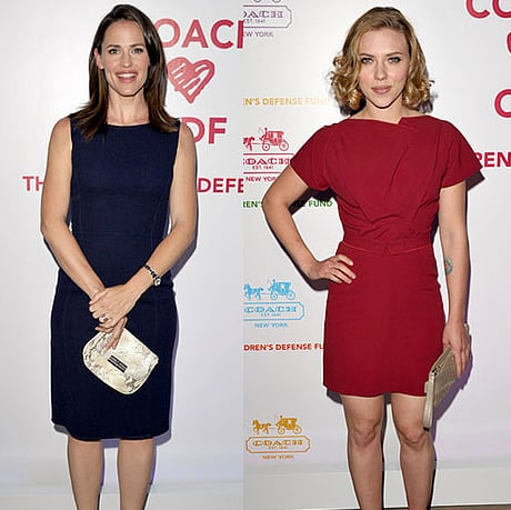 Scarlett Johansson, Jennifer Garner, Amy Adams Pictures at Children's Defense Fund Event in LA