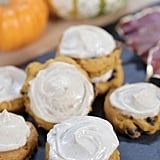 3-Ingredient Pumpkin Cookies With Coffee Cream Cheese Frosting