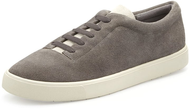 Vince Canyon Suede Slip-On Sneaker