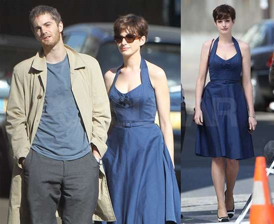 Pictures of Anne Hathaway and Jim Sturgess