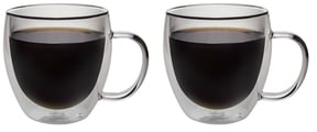 Kalorik Haus Coffee Cups (Set of 2)