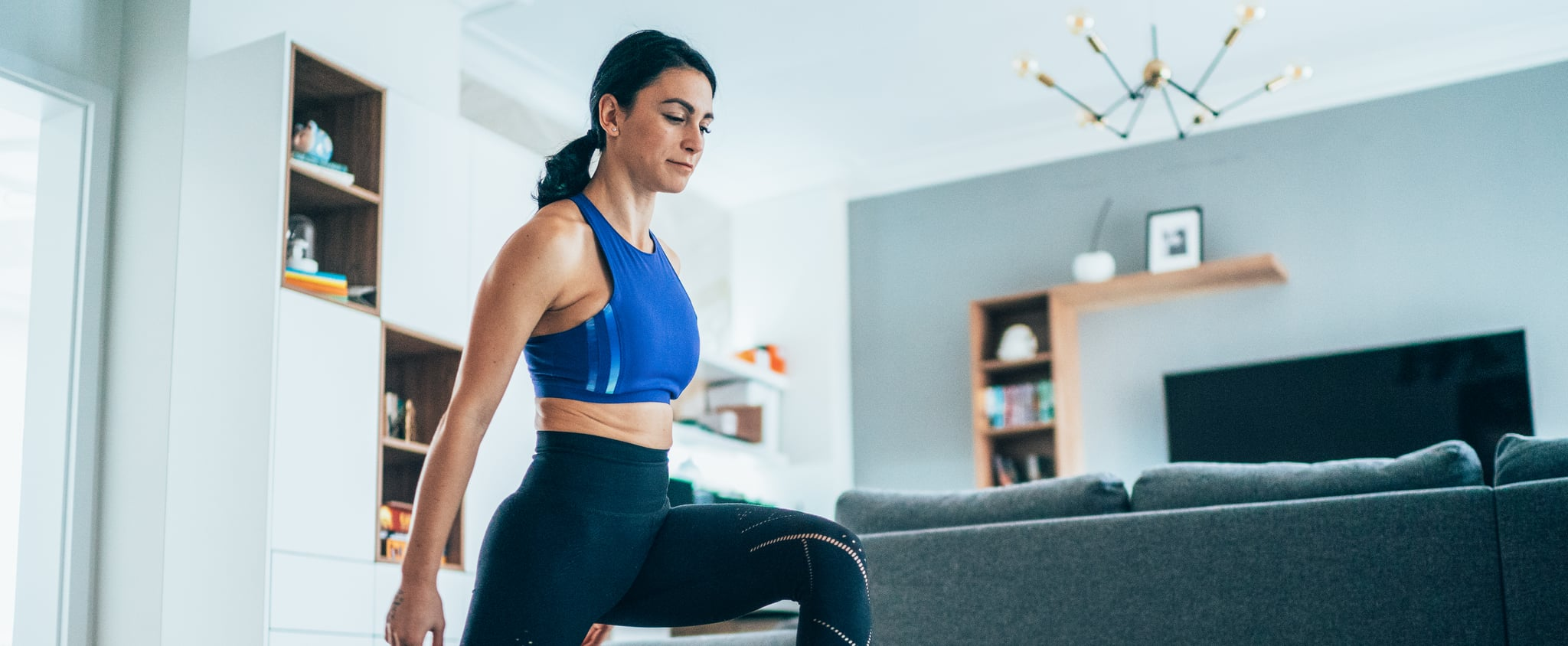 17 Quiet, At-Home Cardio Exercises That Trainers Recommend
