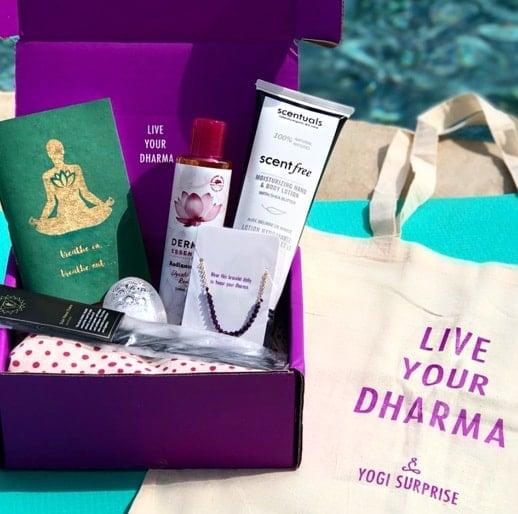 Yoga Subscription Box