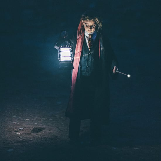 Photographer Mom's Harry Potter Photo Shoots