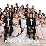 Lauren Conrad's BFF and former reality show costar Lo Bosworth was a member of her bridal party when she wed William Tell in September 2014.