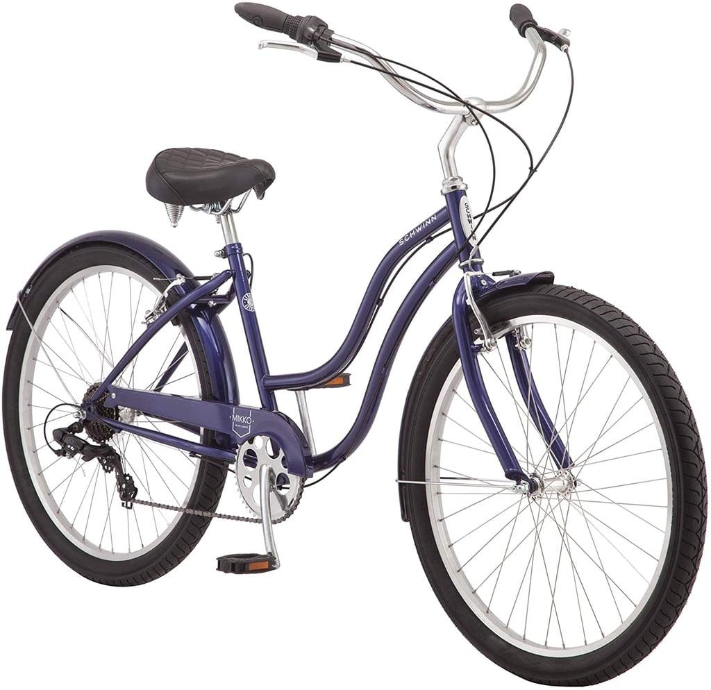 Schwinn Mikko Adult Beach Cruiser Bike