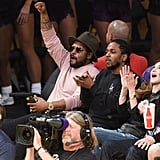 ScHoolboy Q and Kendrick Lamar