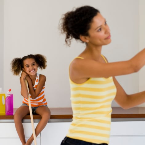 Toxic Chemicals and Allergens Found in Household Cleaners