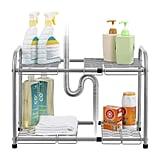 Nex 2-Tier Under Sink Shelf Organizer