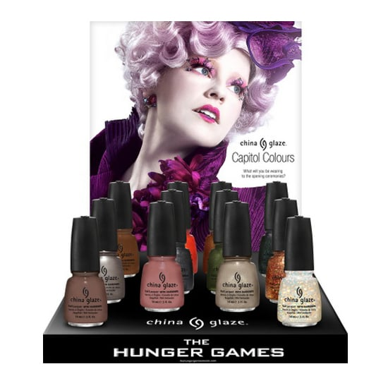 Release Date and Pre-Order Information on China Glaze Colours of the Capitol Collection