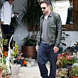 Courteney Cox and David Arquette Spotted Out Shopping Together!